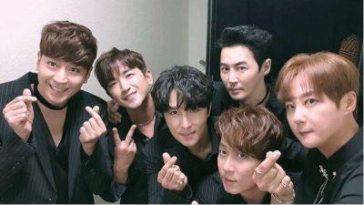 【K-POP男性グループ】メンバーの名前・デビュー日❤︎Shinhwa (神話)