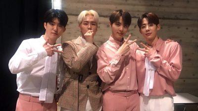 【K-POP男性グループ】メンバーの名前・デビュー日❤︎VOISPER (ボイスパー)