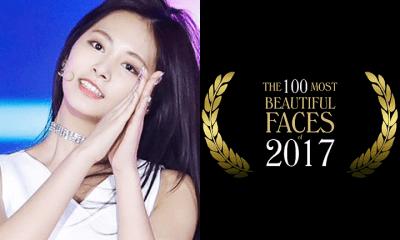 2017年「世界で最も美しい顔100人」にランクインしたKPOPアイドルまとめ