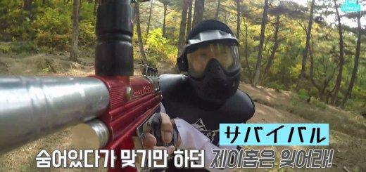【日本語字幕】151117 Run BTS! (走れバンタン) - E07【サバイバル】