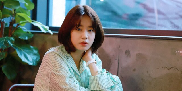 Ahn Eun Jin(アン・ウンジン)のプロフィール❤︎【韓国俳優】