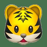 【絵文字】トラ 虎 Tiger