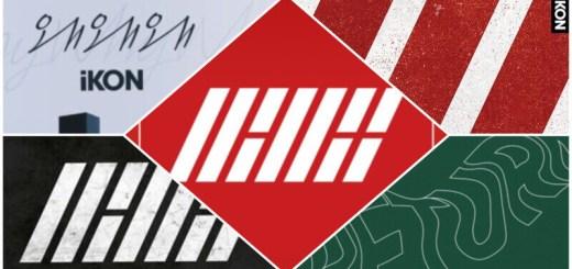 iKON(アイコン)が今までに出したアルバム一覧・曲