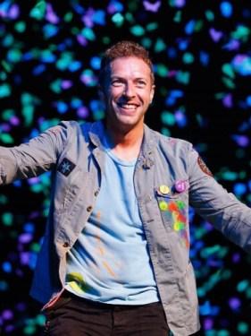 Coldplay(コールドプレイ)クリス・マーティン (Chris Martin)