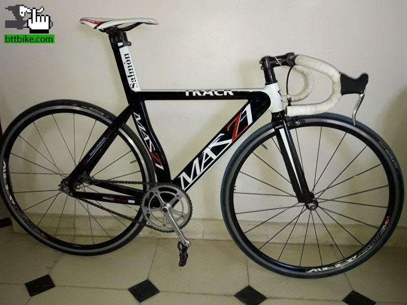 Mazzi Track pista 45x50 usada Bicicleta en Venta  BTT