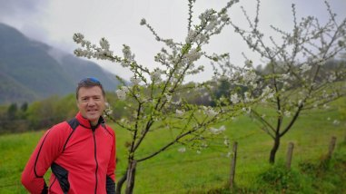 Parco dell'Alto Garda Bresciano. Rifugio Pirlo