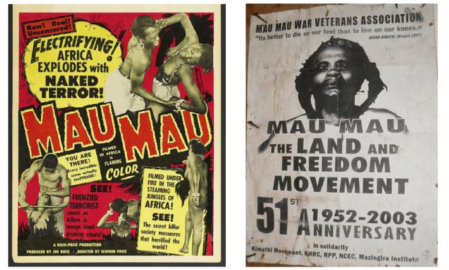 The Mau Mau Rebellion  African Studies Center  Boston