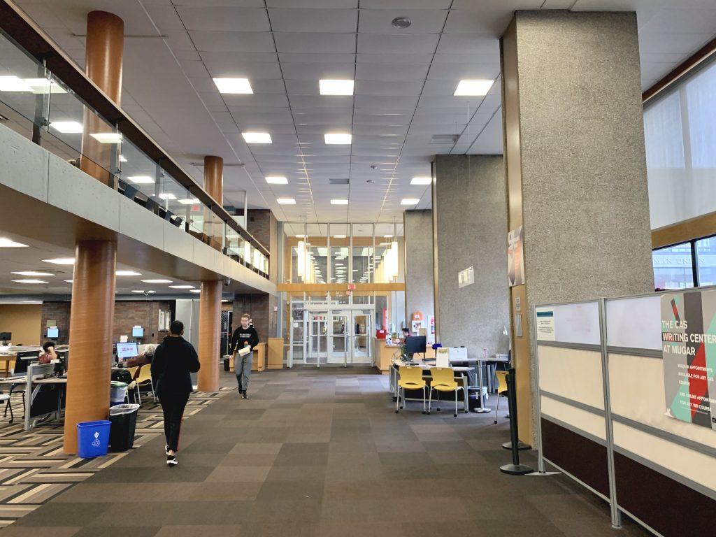 resume library boston