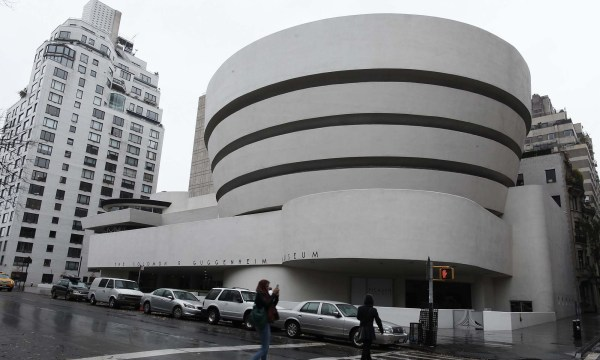 Fellowship Guggenheim Museum Arts Administration