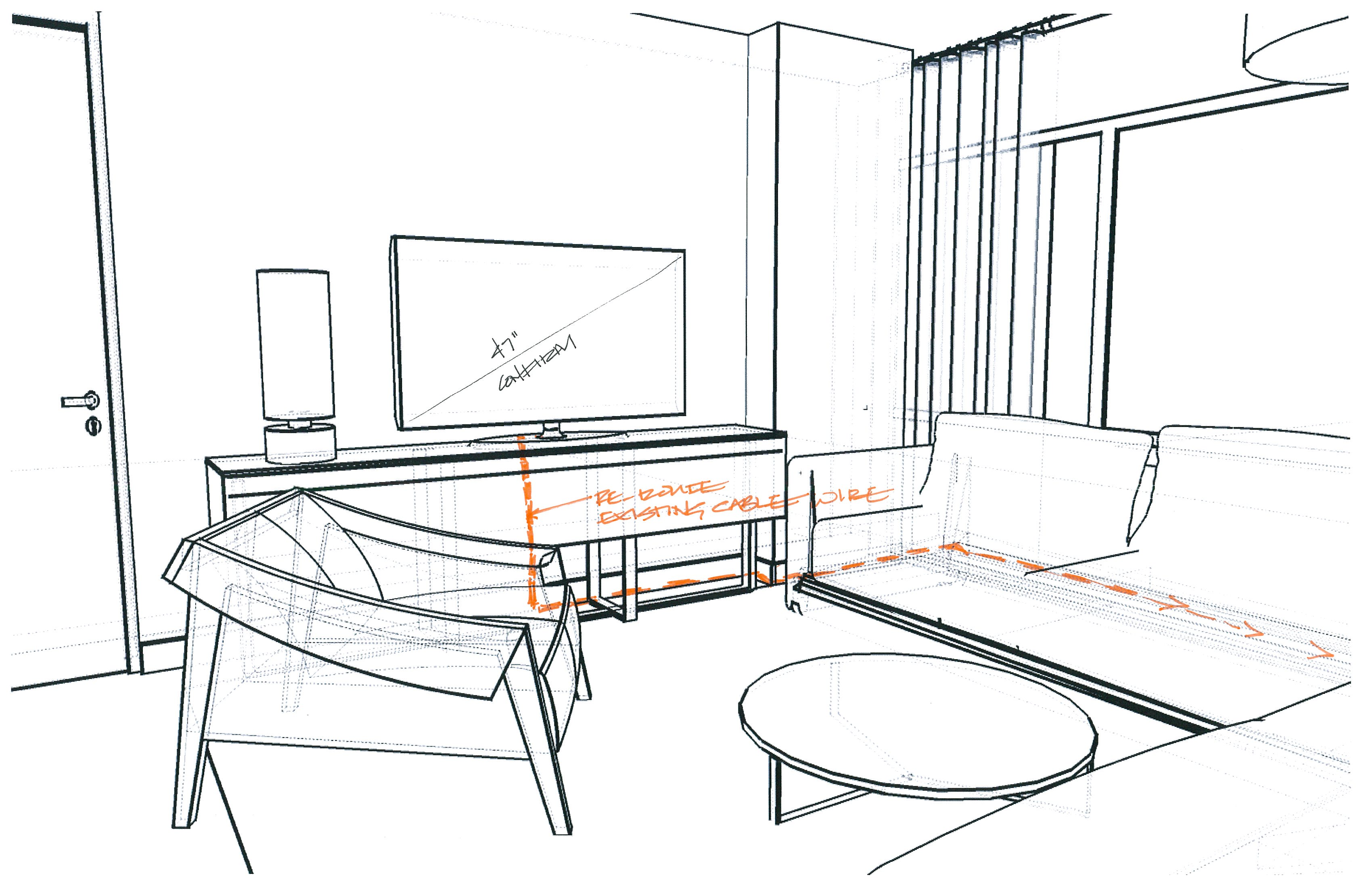 Re Imagining The Hotel Guestroom For The Millennial