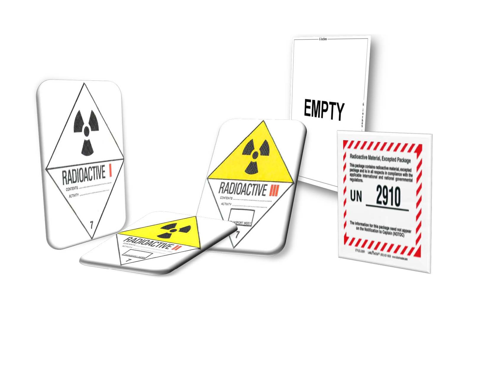 Ordering Shipping And Receiving Radioactive Materials