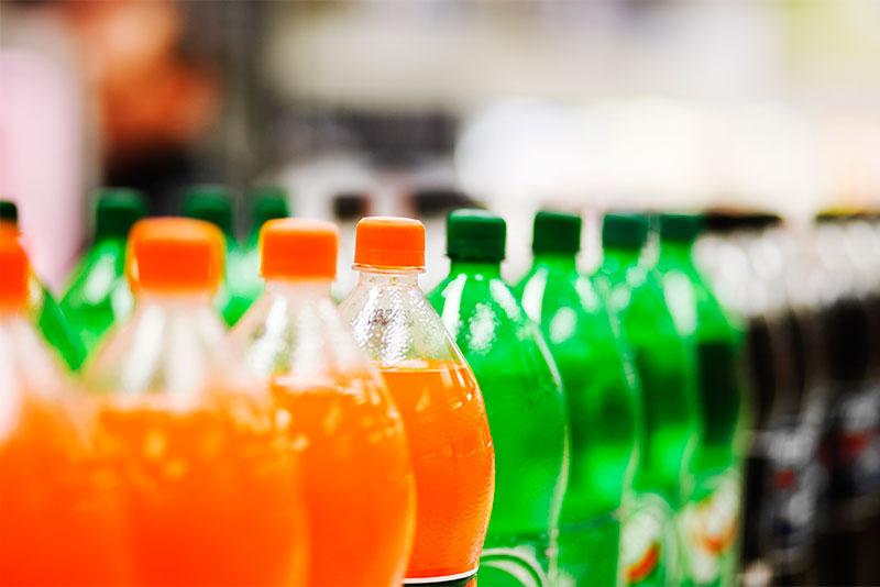 Bebidas dietéticas relacionadas con problemas cardíacos