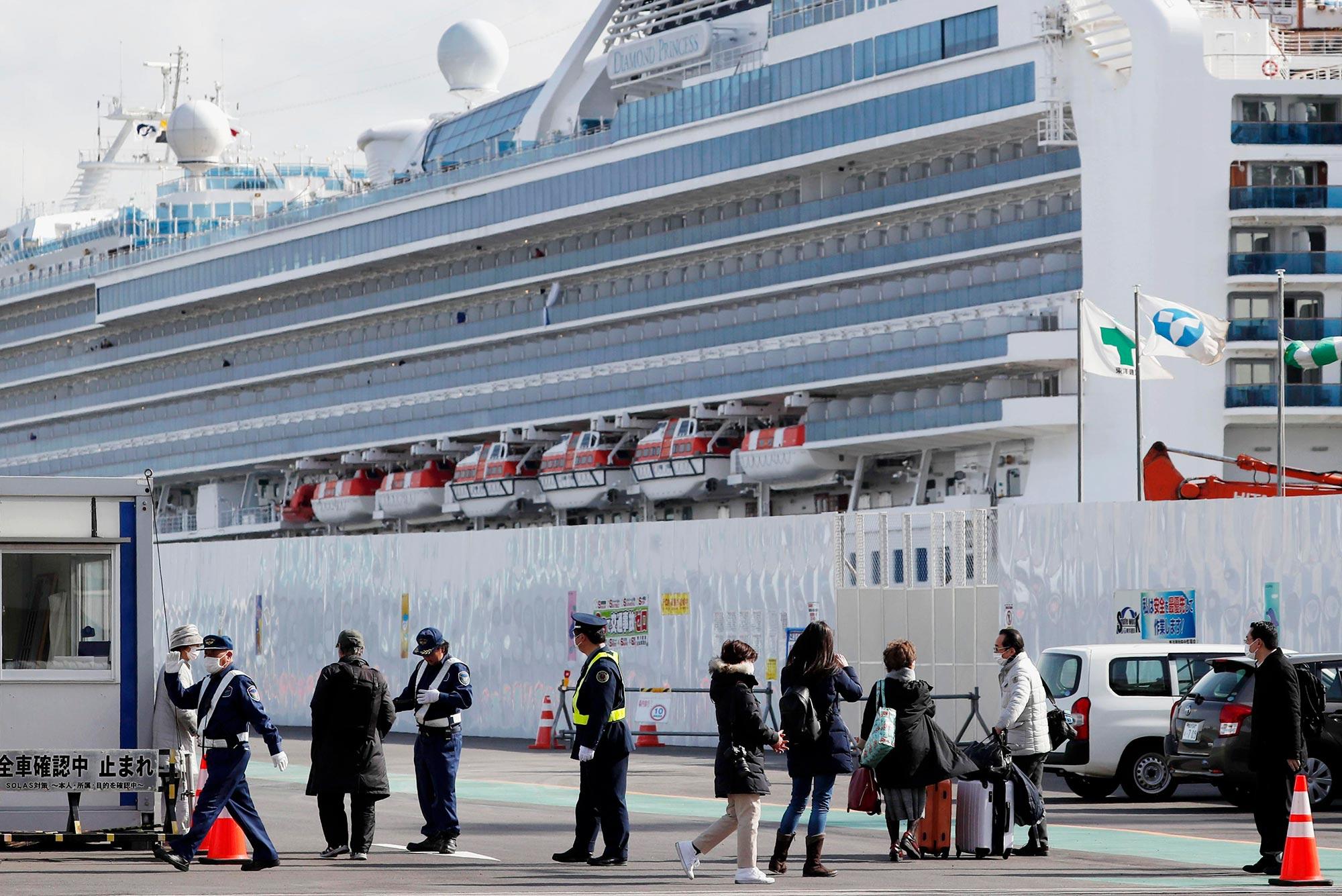 Coronavirus Is Hitting the Cruise Line Industry Hard | BU Today ...