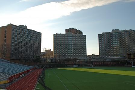 West Campus  Housing  Boston University