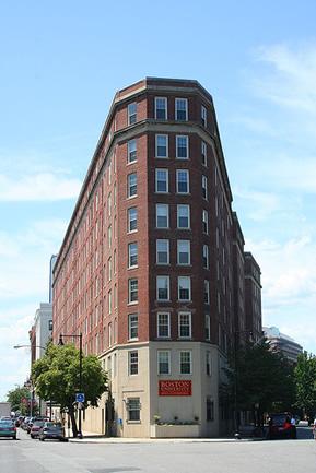 Myles Standish Hall  Housing  Boston University