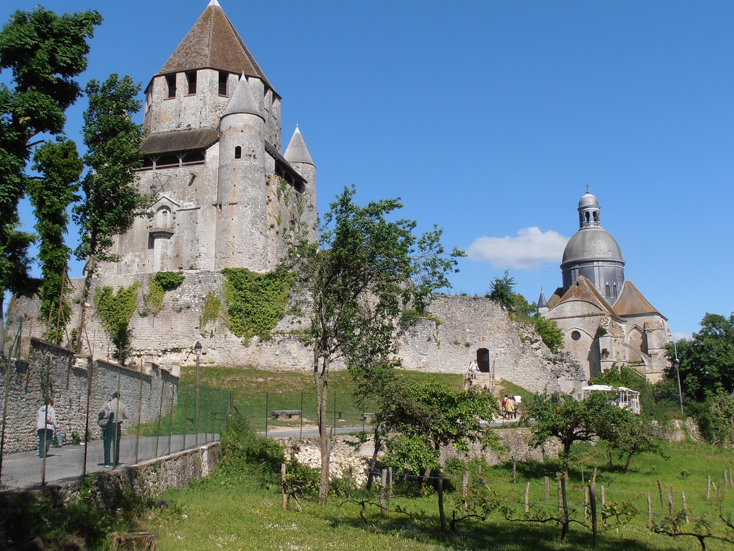 Provins Study Abroad Paris Boston University