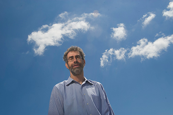 Photo of Robert Kaufmann, BU professor of Earth and environment