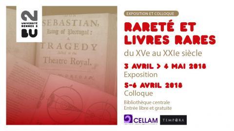 Rennes exhibit poster