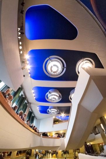 Foyer Bad. Staatstheater Karlsruhe