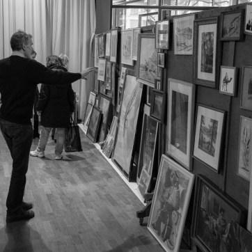 Flohmarkt-Galerie