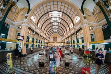 Hauptpostamt, Ho Chi Minh City