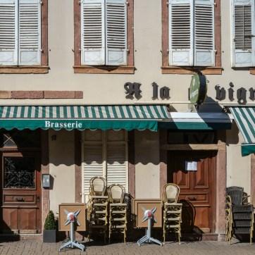 A la biguette, Wissembourg