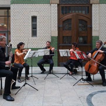 Straßenmusik, Leipzig