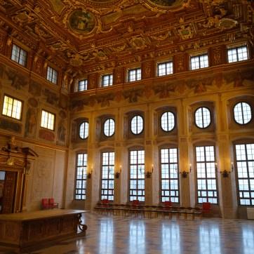 """Rathaus """"Der Goldene Saal"""", Augsburg"""