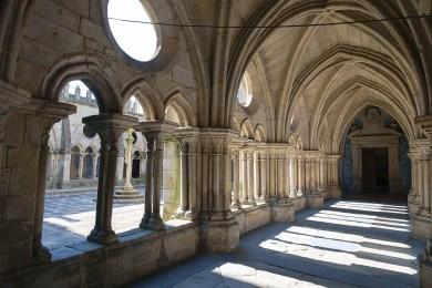 Kreuzgang Kathedrale, Porto