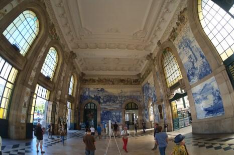 Bahnhof São Bento, Porto