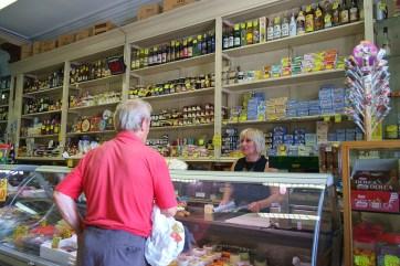Lebensmittelladen, Porto