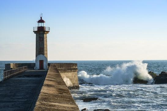 Leuchtturm, Porto