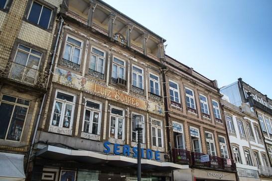 Fassade, Porto