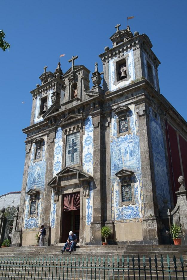 Igreja de santo Ildefonso, Porto