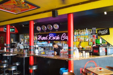 Hard Rock Cafe, Heidelberg