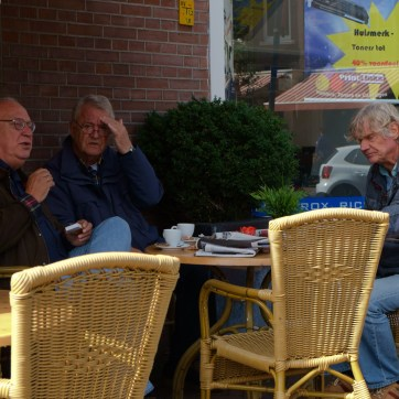 Kaffeepause, Den Haag