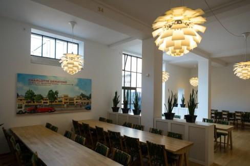 Café im Gemeentemuseum, Den Haag