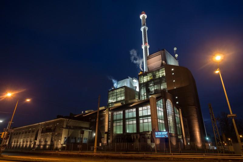 Heizkraftwerk West, Karlsruhe
