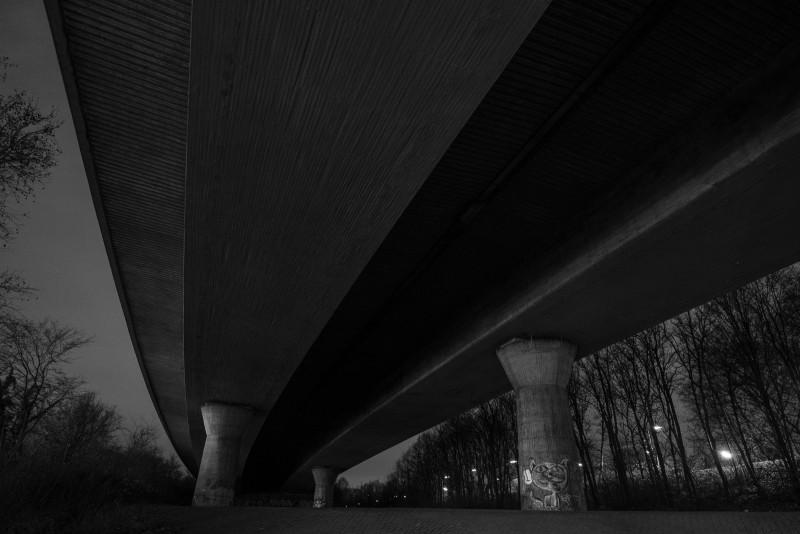 Brücke Honsellstraße