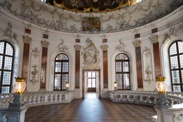 Beletage, Schloss Bruchsal