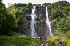 Acquafraggia Wasserfälle, Piuro
