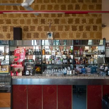 Bar im Rathaus, Gibellina Nuova