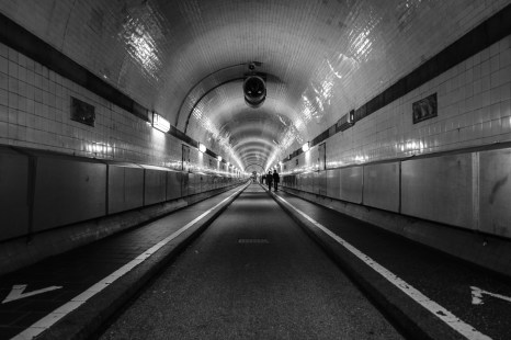 Alter Elbtunnel - Hamburg