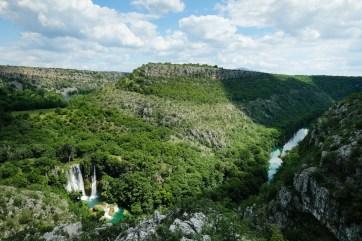 Manojlovac, Krka Nationalpark