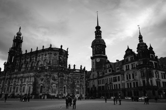 Theaterplatz - Dresden