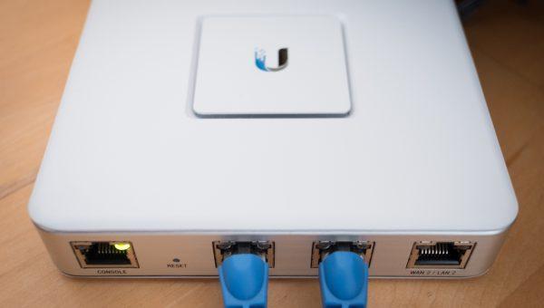 Unifi Controller und RADIUS MAC-Authentifizierung bei Drahtlos-Netzwerken