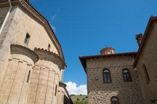 Kloster Agíos Stephános - Meteora, Griechenland