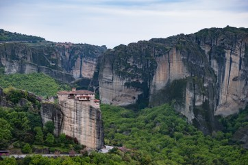 Kloster Rousánou - Meteora, Griechenland