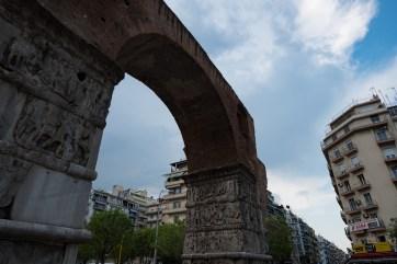 Galeriusbogen, Thessaloniki