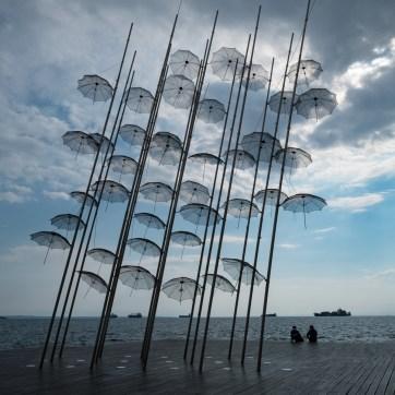 Uferpromenade, Thessaloniki